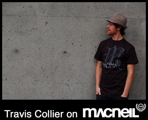 Travis Collier macneil