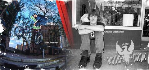 wethepeople Mike Brennan Chester Blacksmith
