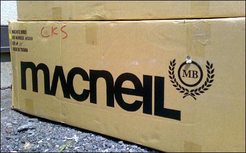 macneil マクニール bmx