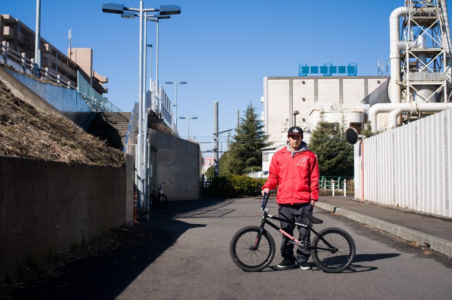 村田伶人のバイクチェック