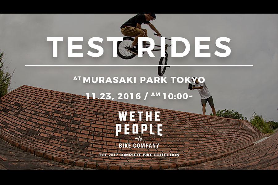 wethepeople,2017,BMX完成車,shotahiga,比嘉勝太