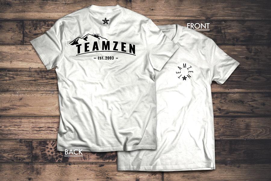 zen,t-shirt